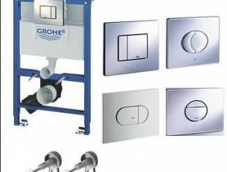 Grohe concealed cistern